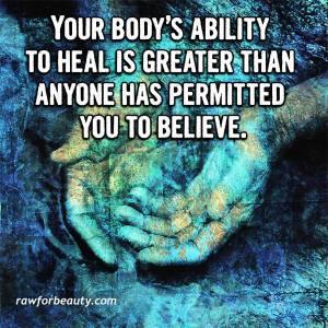 body_healing